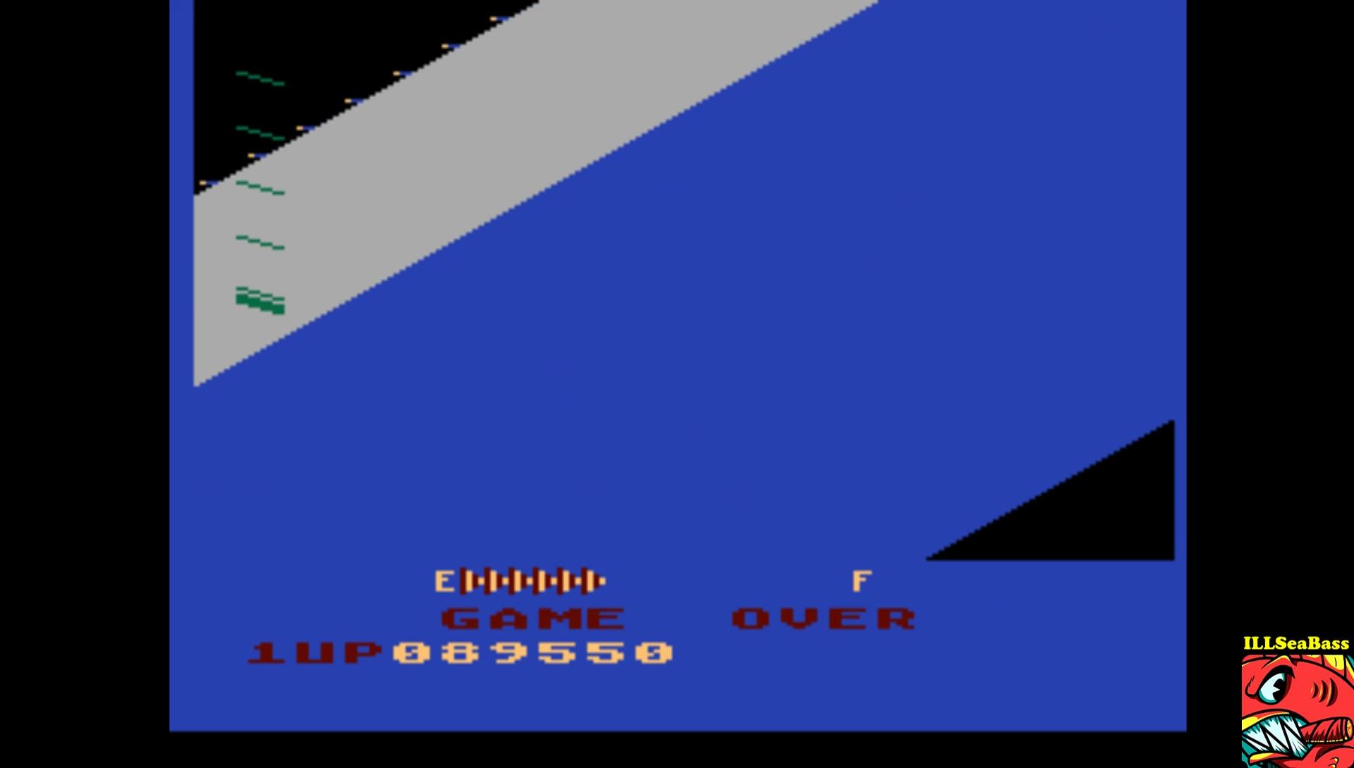 ILLSeaBass: Zaxxon (Atari 5200 Emulated) 89,550 points on 2017-03-07 00:39:44