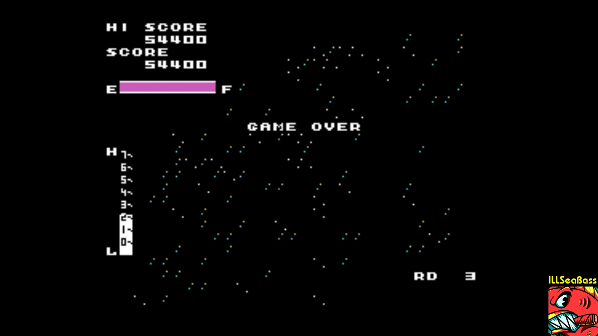 ILLSeaBass: Zaxxon (Sega SG-1000 Emulated) 54,400 points on 2018-01-21 21:06:54