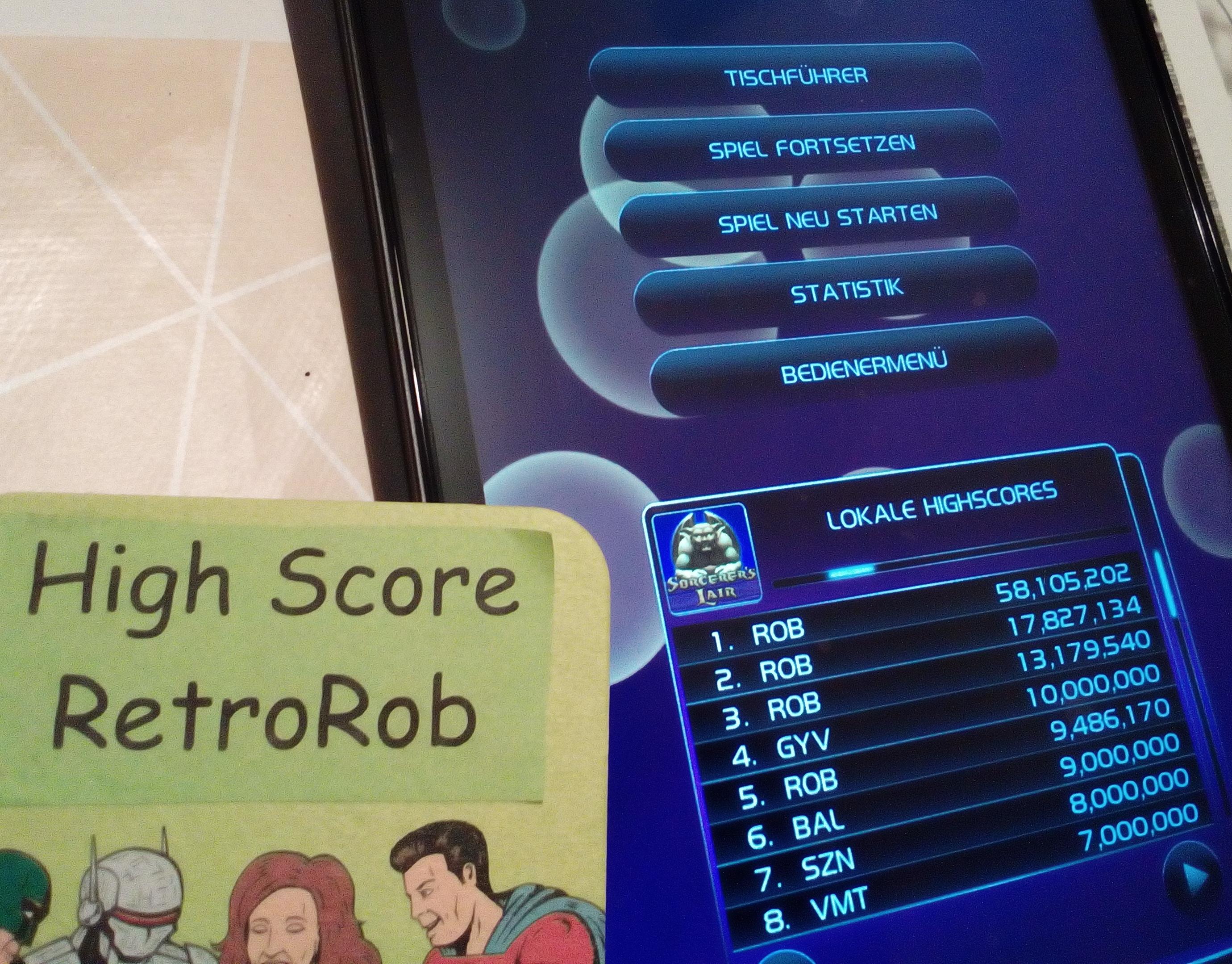 RetroRob: Zen Pinball 2: Sorcerer
