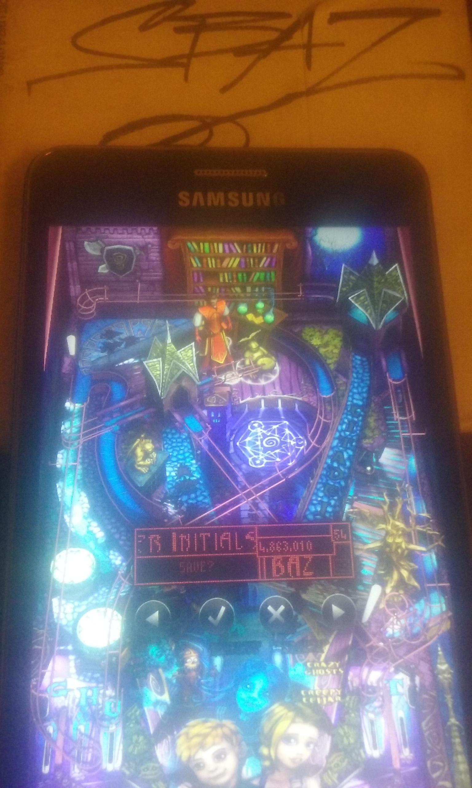 S.BAZ: Zen Pinball: Sorcerer
