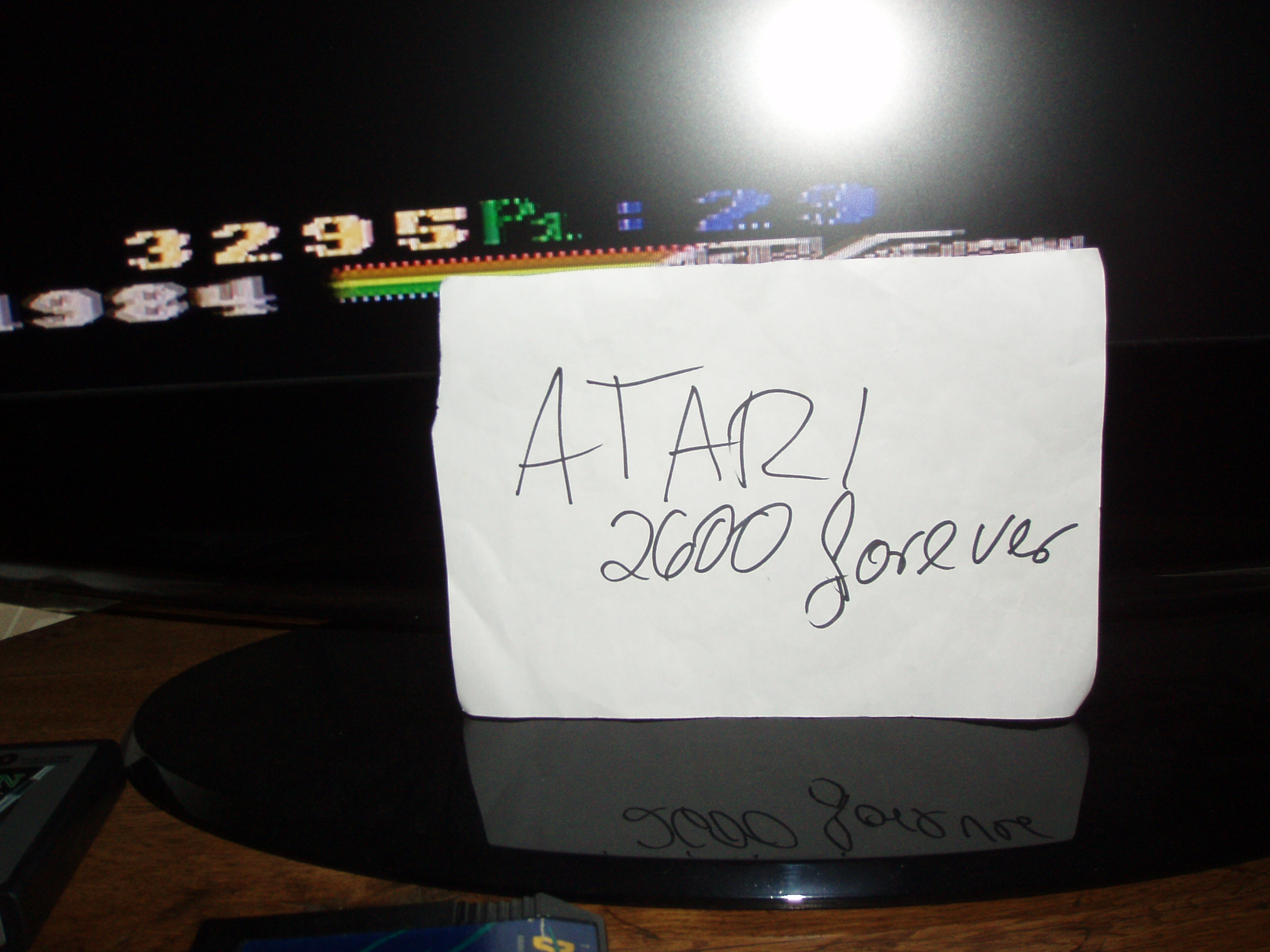 atari2600forever: Zenji: Game 1 (Atari 5200) 3,295 points on 2018-10-16 03:42:10