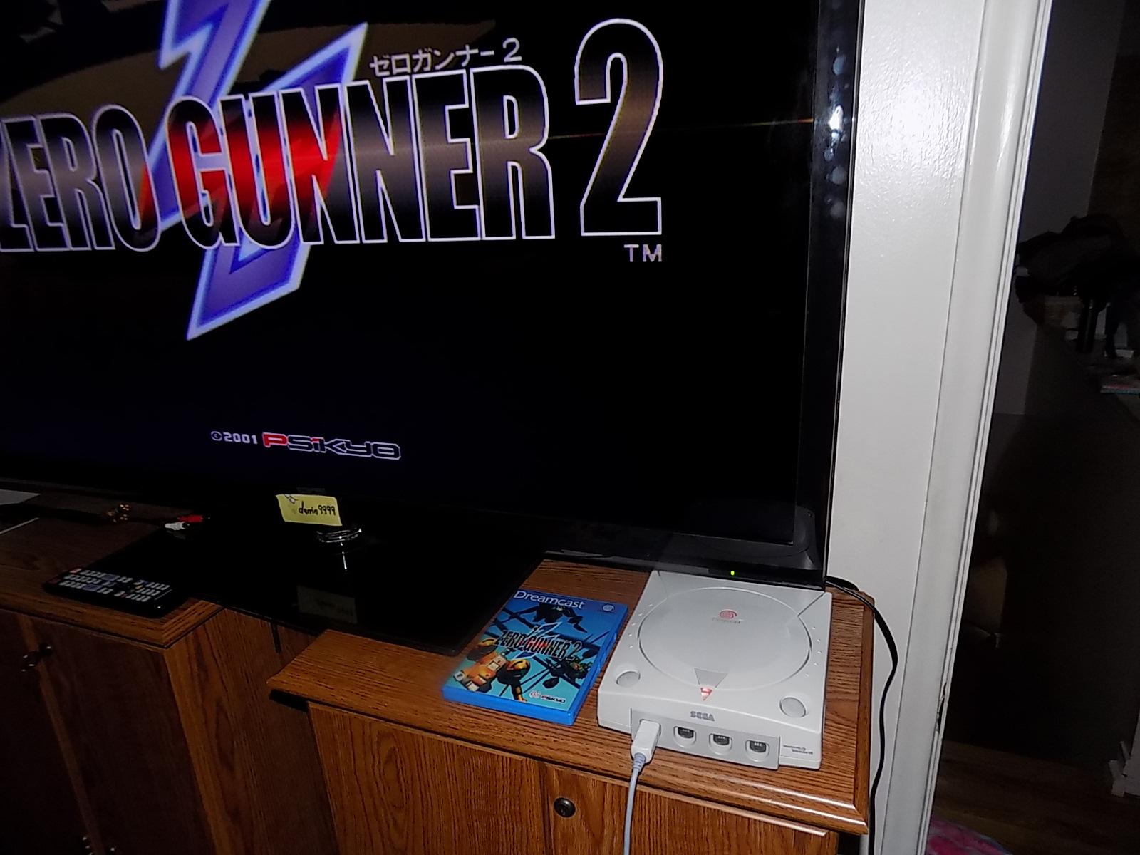 darrin9999: Zero Gunner 2 (Dreamcast) 182,750 points on 2019-11-11 10:33:49