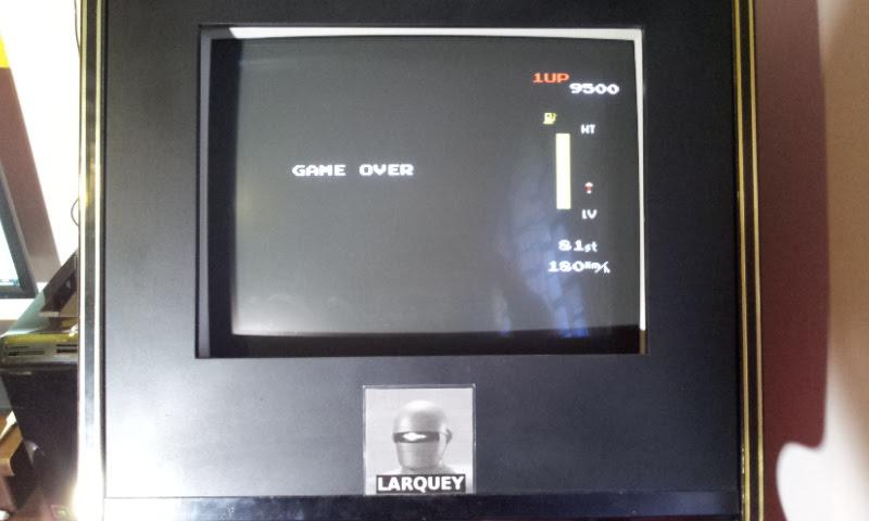 Larquey: Zippy Race / MotoRace U.S.A. (NES/Famicom Emulated) 9,500 points on 2018-04-08 10:22:45