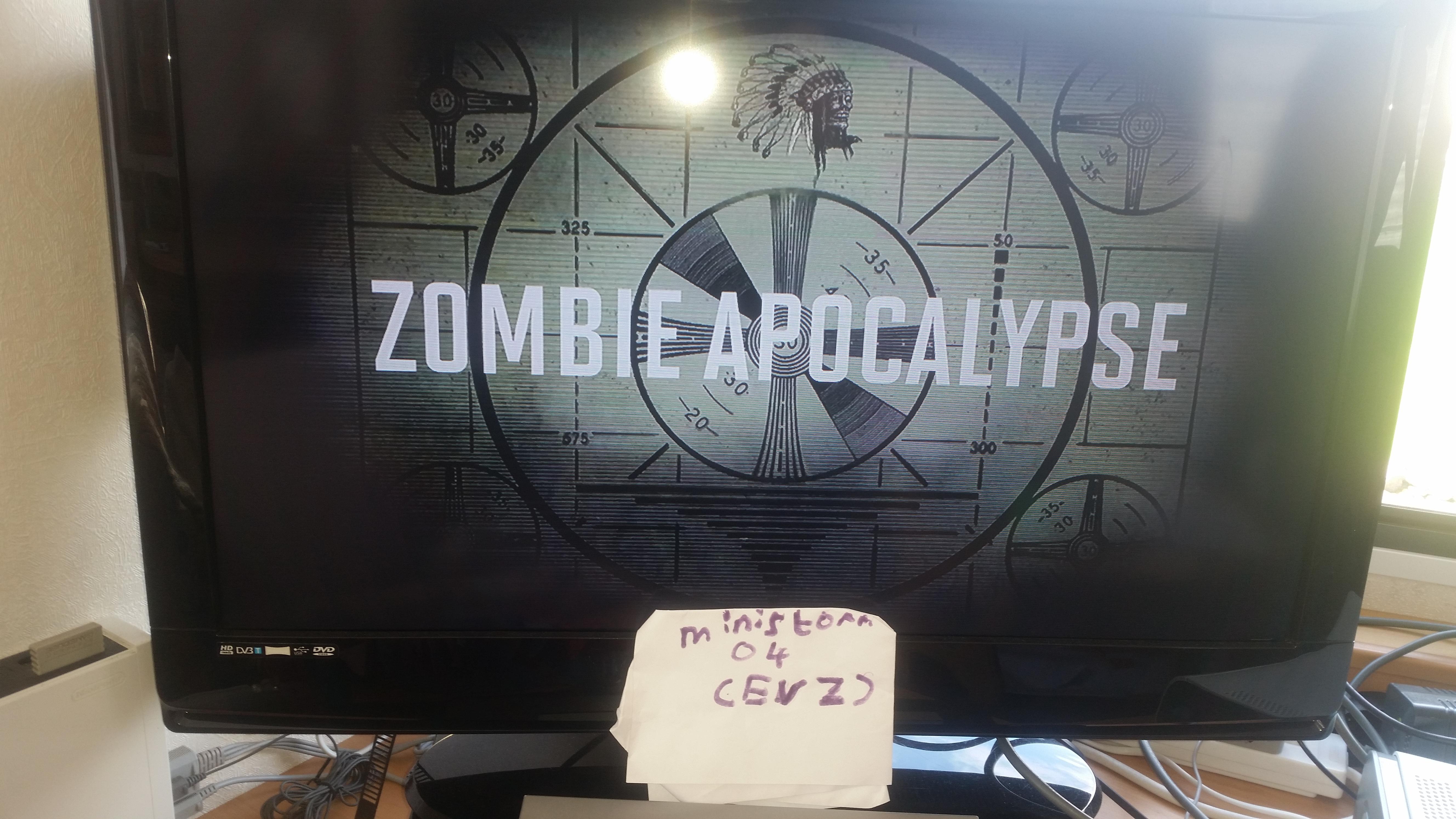 Zombie Apocalypse 2,847,630 points