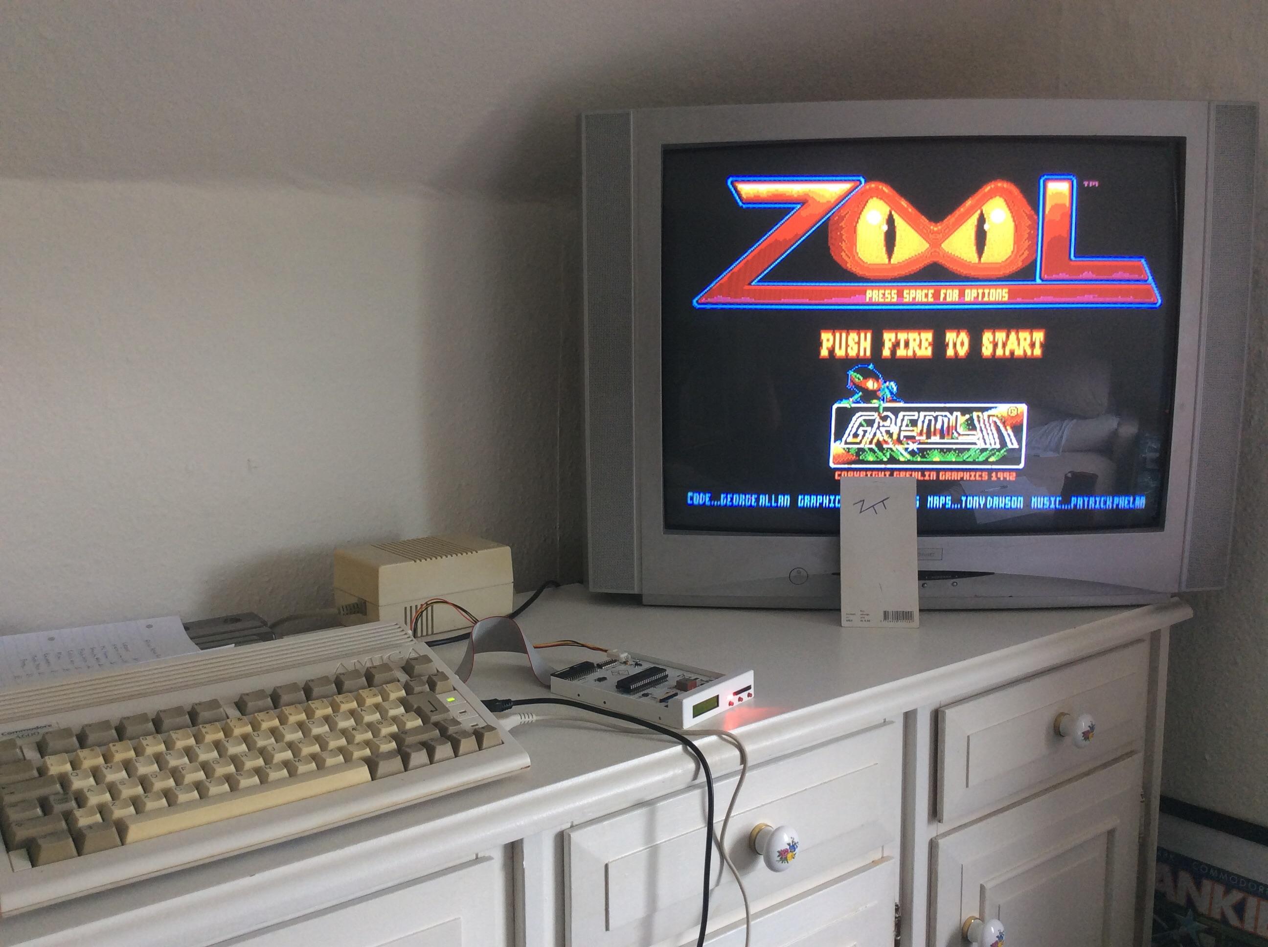 Frankie: Zool (Amiga) 90,857 points on 2016-07-03 08:53:34
