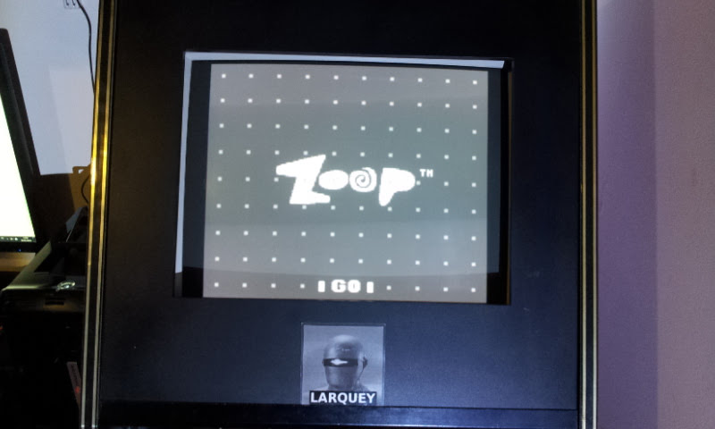 Larquey: Zoop [Continual Mode] (Game Boy Emulated) 2,530 points on 2018-01-26 10:24:01