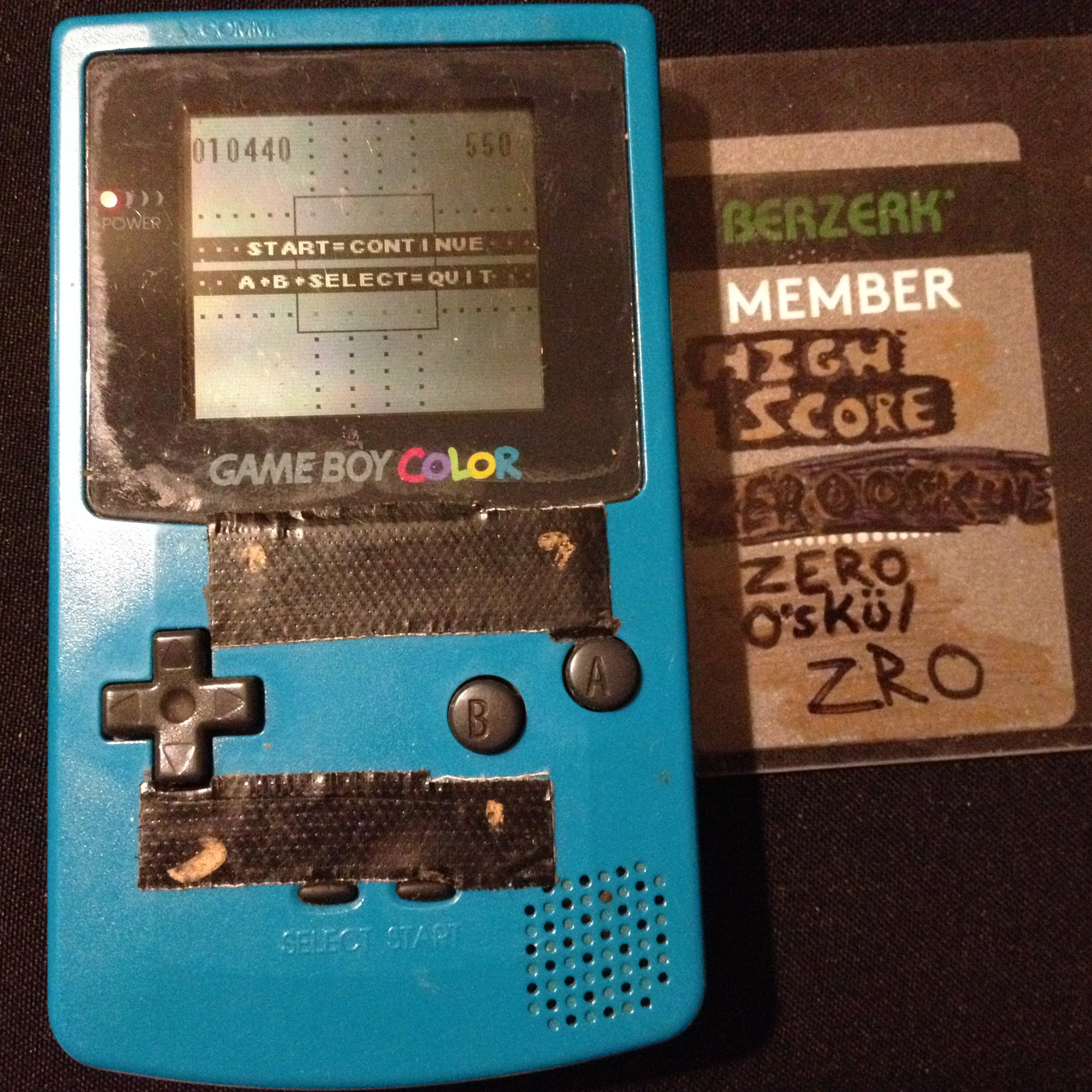 Download Zoop Game Boy Wallpapers