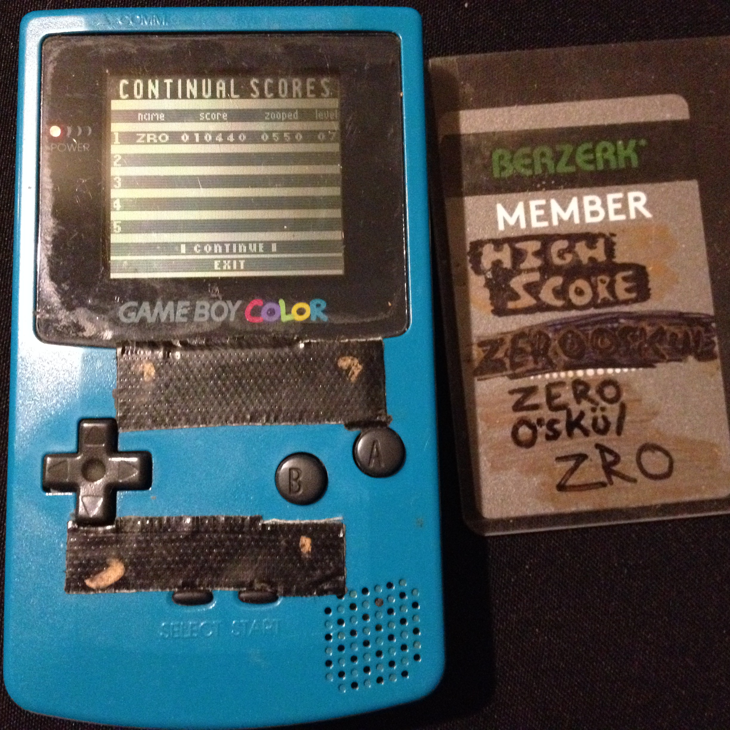 zerooskul: Zoop [Continual Mode] (Game Boy) 10,440 points on 2019-08-07 22:23:18