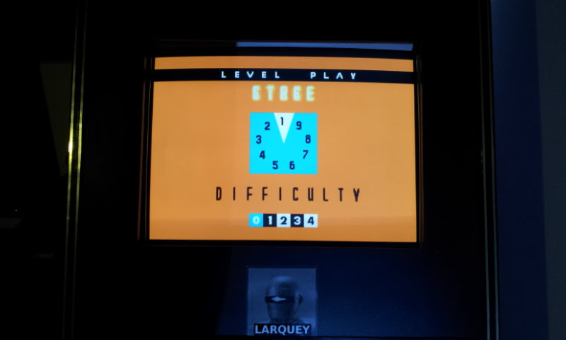Larquey: Zoop: Level Mode [Stage 1 / Difficulty 0] (Sega Genesis / MegaDrive Emulated) 72,600 points on 2018-01-26 09:12:34