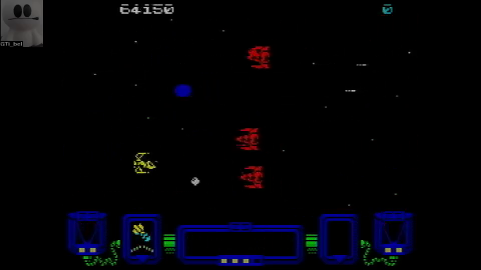 GTibel: Zynaps (ZX Spectrum Emulated) 64,150 points on 2016-07-09 14:22:58