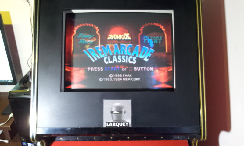 Larquey: irem Arcade Classics: Kung Fu Master (Sega Saturn Emulated) 28,630 points on 2018-04-08 09:17:24
