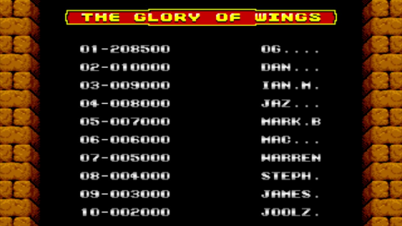 OriginalGamer: Gemini Wing (Amiga Emulated) 208,500 points on 2015-06-26 10:10:20
