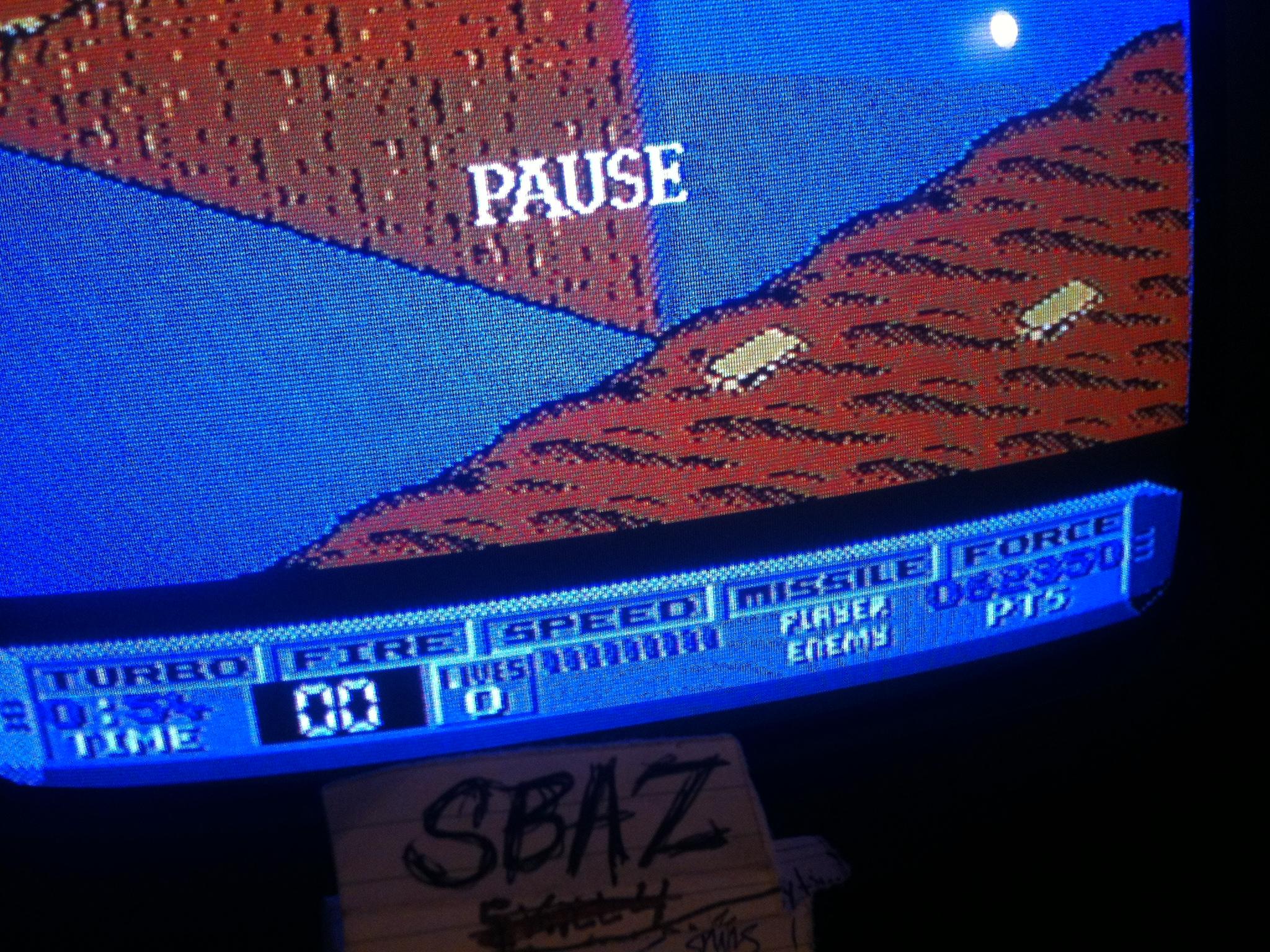 Cobra Triangle Nes Famicom High Score By S Baz