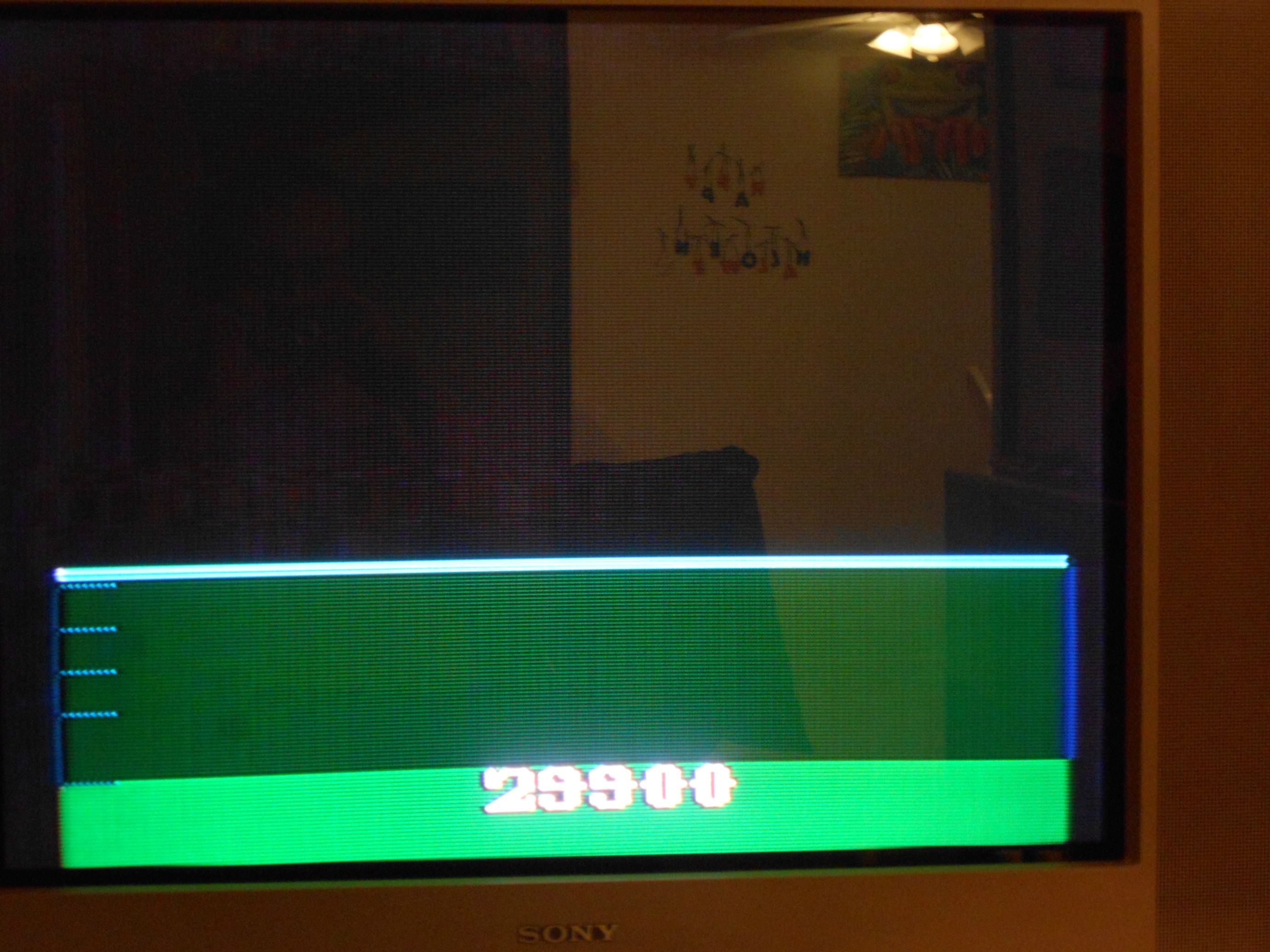 bombidragon: Atlantis (Atari 2600) 29,900 points on 2013-09-27 23:51:12