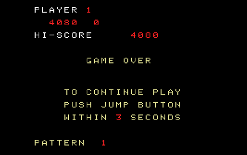 Bump N Jump 4,080 points