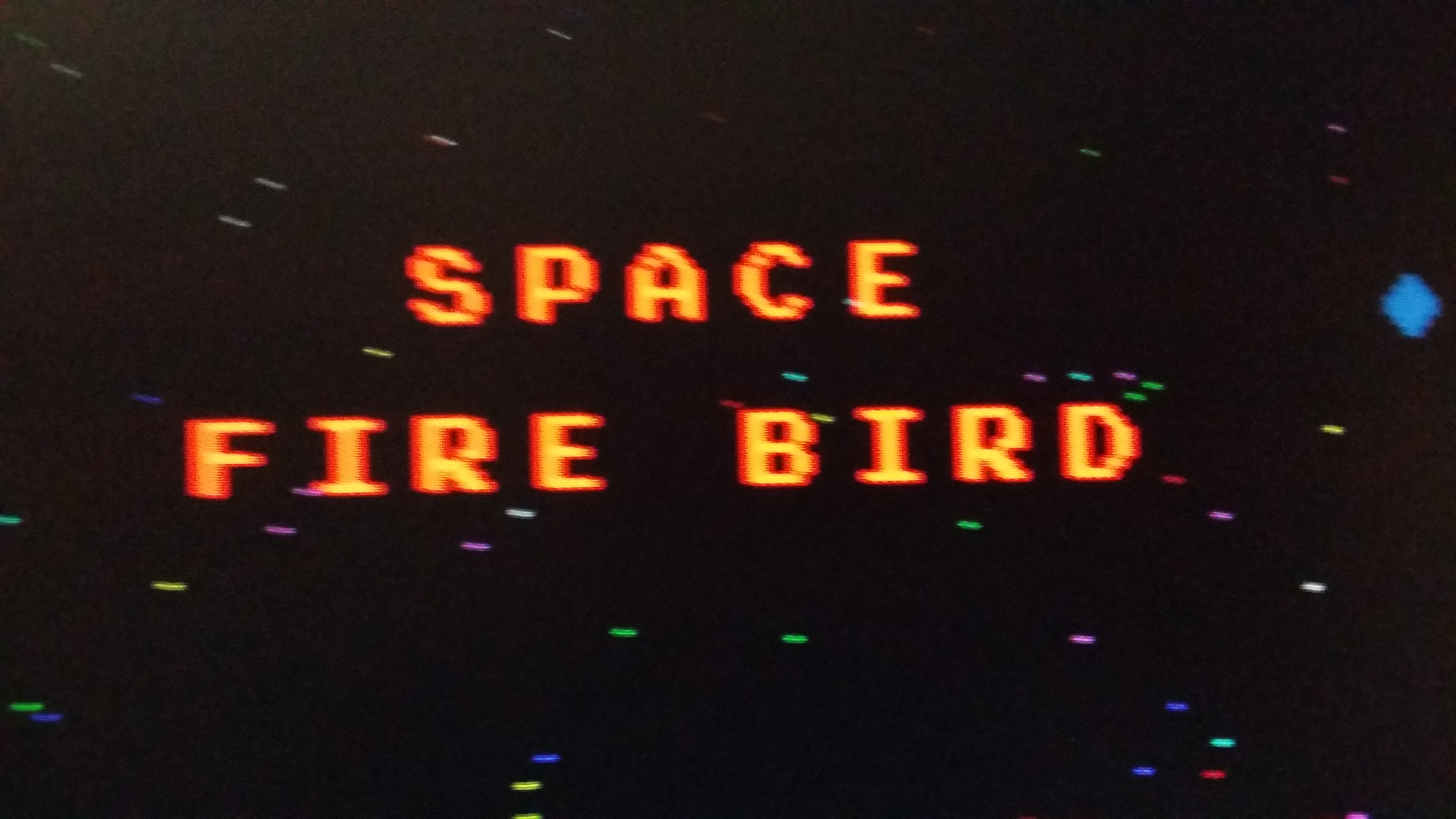 muscleandfitness: Space Firebird (Arcade Emulated / M.A.M.E.) 4,240 points on 2014-06-16 10:57:32