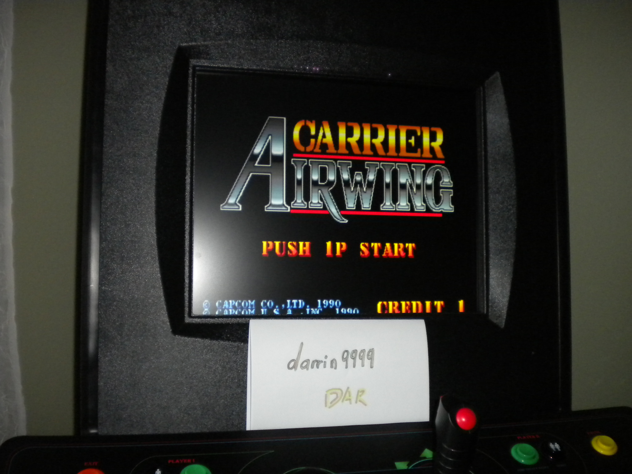 Carrier Air Wing [cawing] 10,640 points