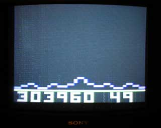 fabriziozavagli: Astroblast (Atari 2600 Novice/B) 303,960 points on 2013-09-02 13:26:30