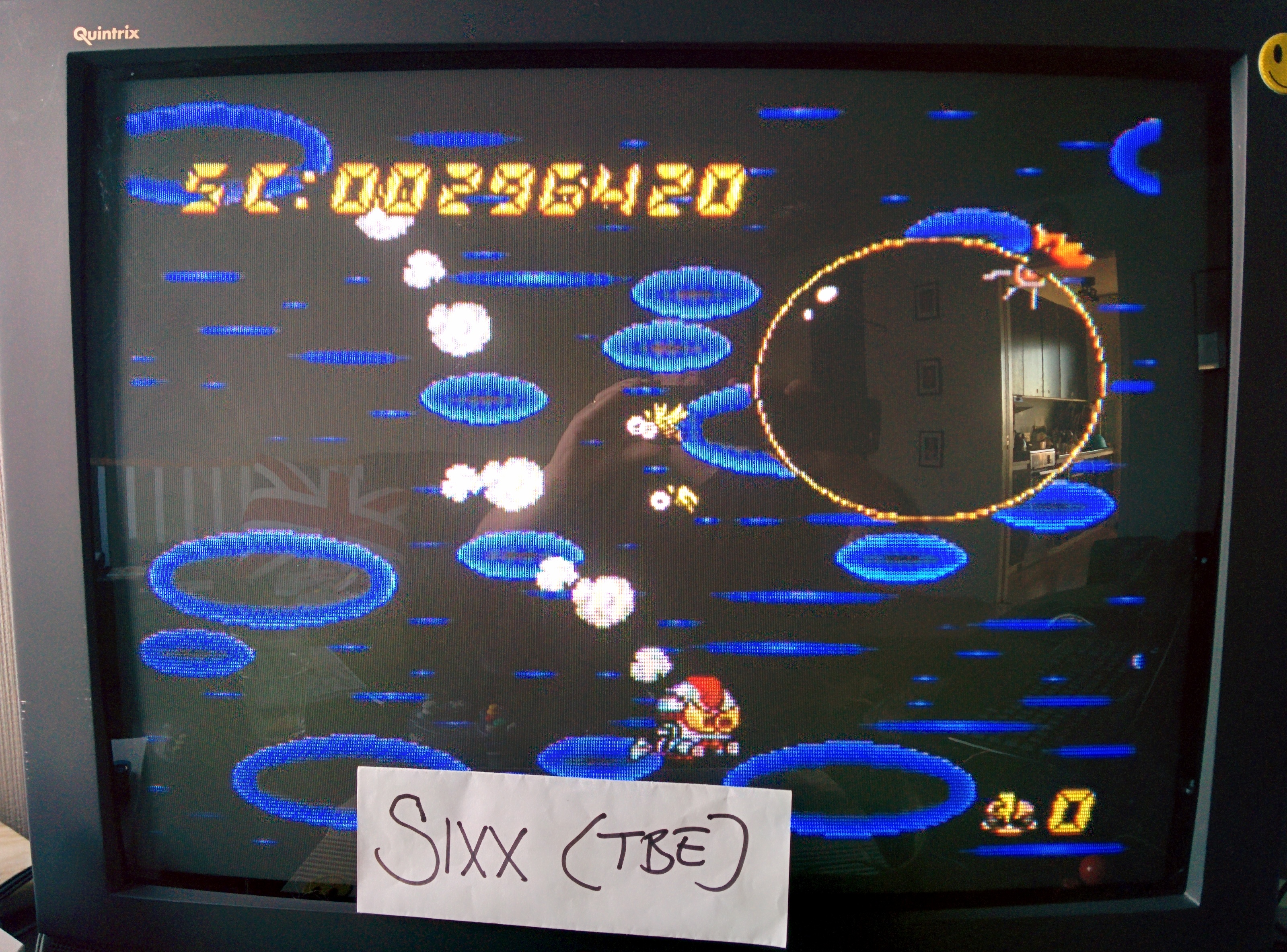 Sixx: Air Zonk [Spicy] (TurboGrafx-16/PC Engine Emulated) 296,420 points on 2014-06-18 13:31:07
