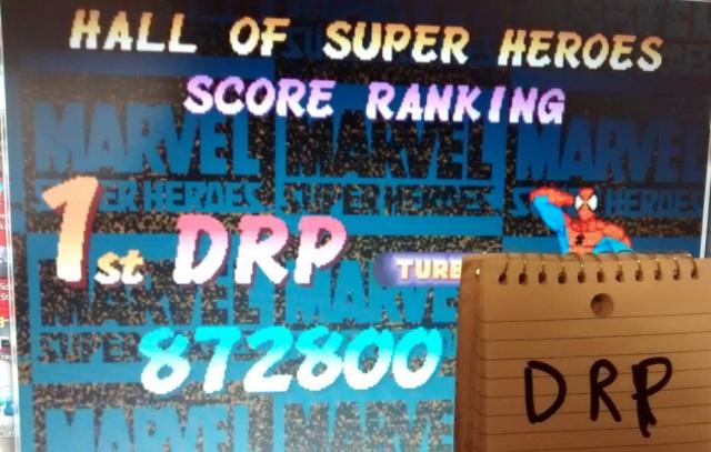 Marvel Super Heroes [msh] 872,800 points