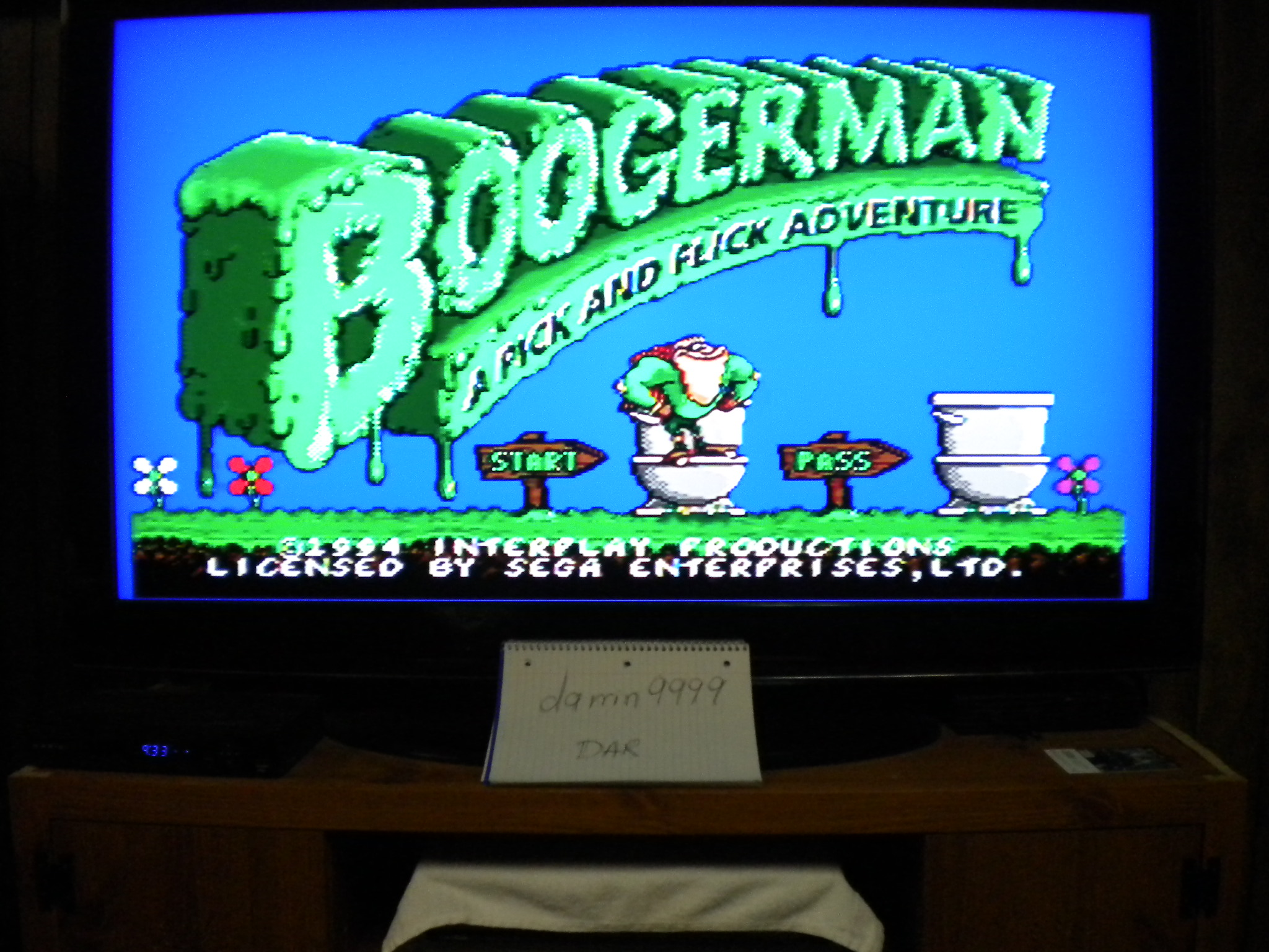 Boogerman 24,775 points
