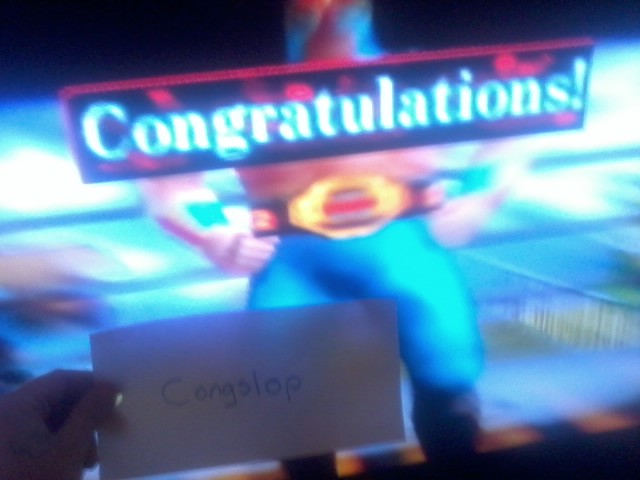 Congslop: WCW NWO Revenge: World Cruiserweight [Easy] (N64) 73,215 points on 2014-06-19 03:05:28