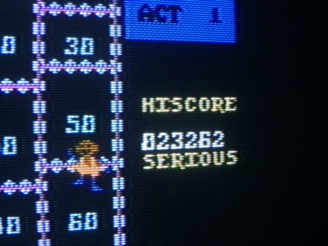 Serious: Rollin! (Commodore 64) 23,262 points on 2014-06-19 23:00:29