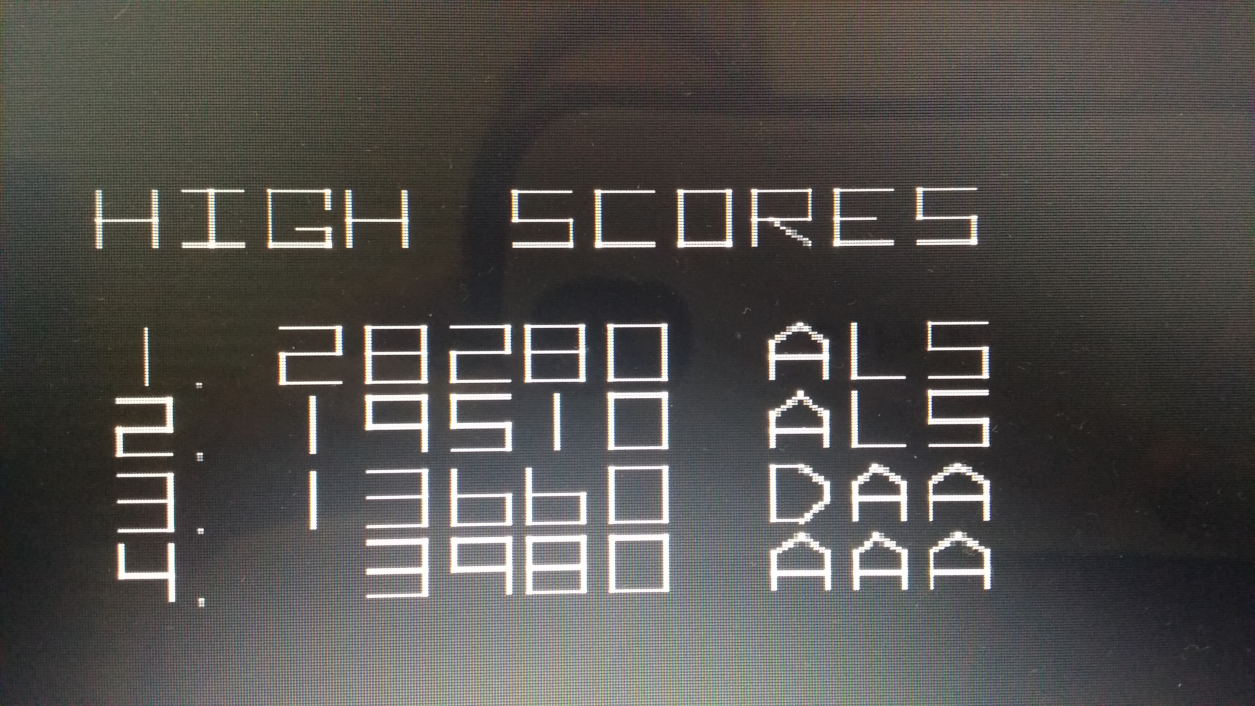 muscleandfitness: Asteroids (Arcade Emulated / M.A.M.E.) 28,280 points on 2014-06-20 07:02:12
