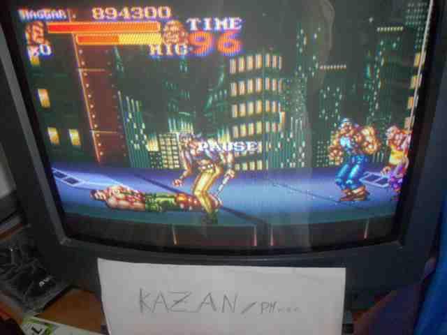 PMniac: Final Fight 2 (SNES/Super Famicom) 894,300 points on 2014-06-21 13:33:09
