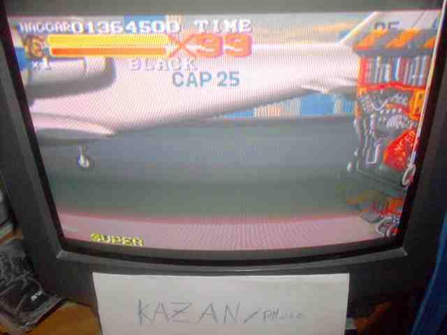 PMniac: Final Fight 3 (SNES/Super Famicom) 1,364,500 points on 2014-06-22 03:42:59