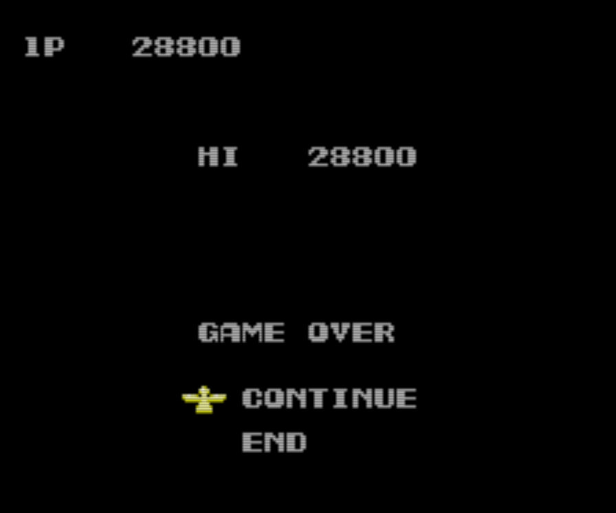 Contra 28,800 points