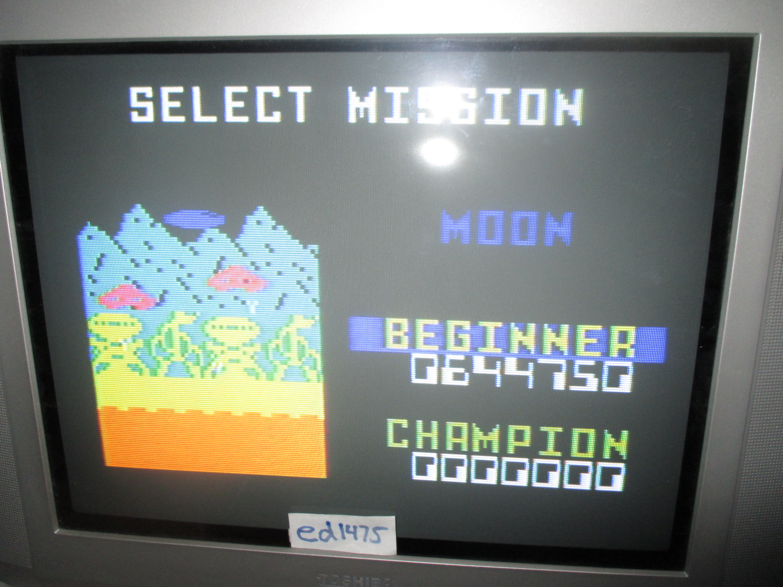 ed1475: Space Patrol: Moon Beginner (Intellivision) 644,750 points on 2014-06-25 19:31:05