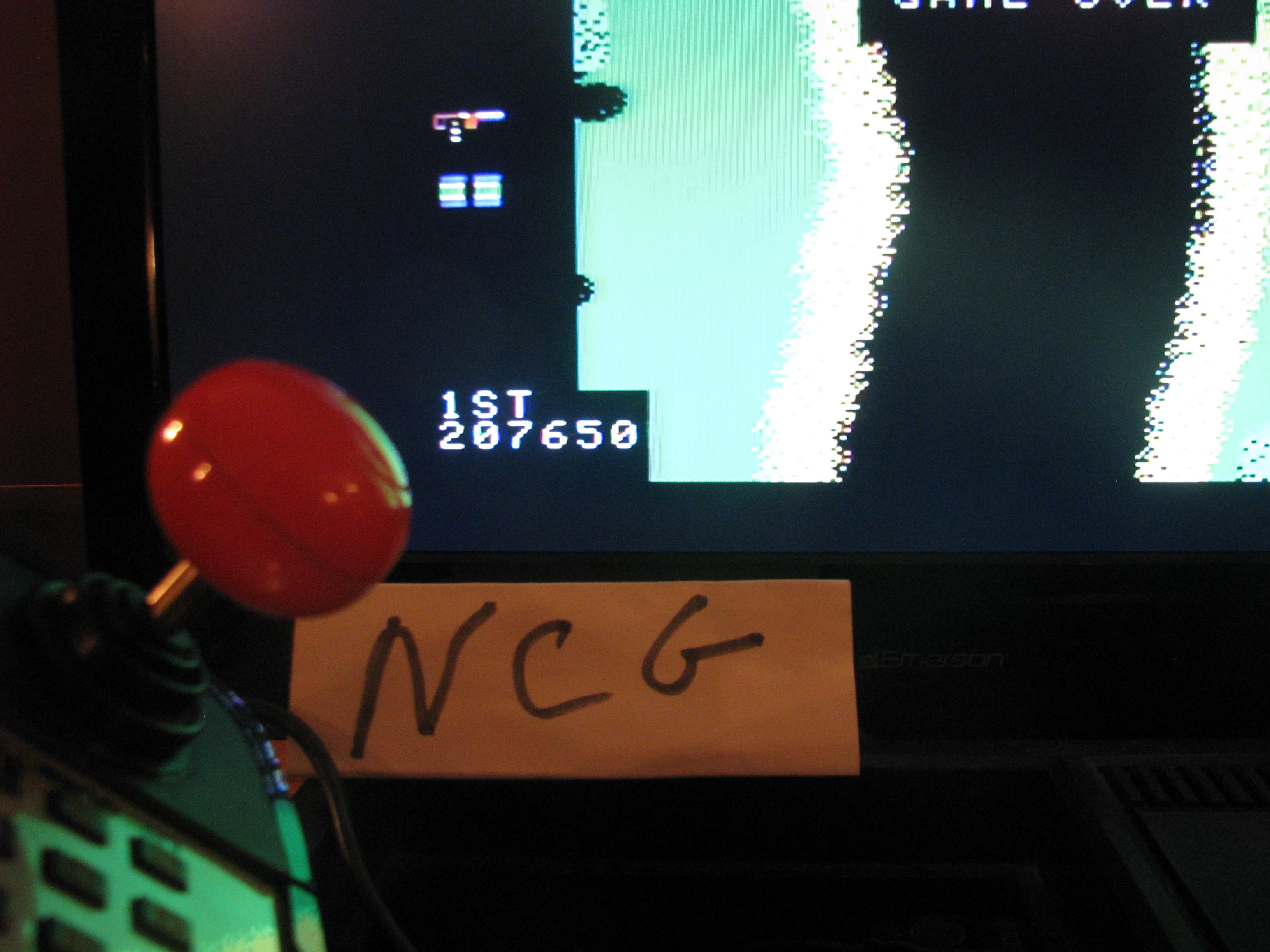 NorthCoastGamer: Spy Hunter (Colecovision) 207,650 points on 2014-06-25 21:33:53