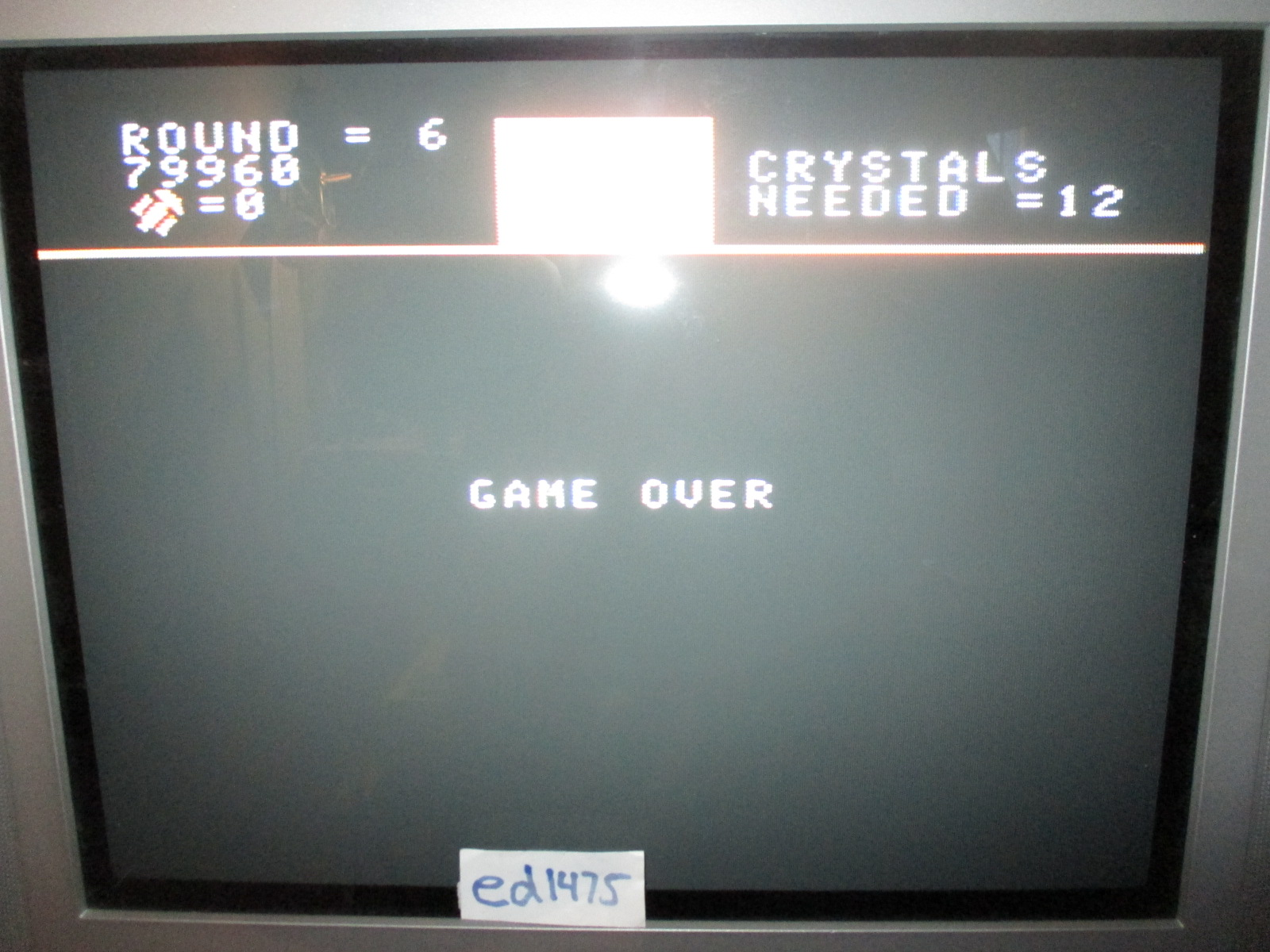 ed1475: Destructor: Skill 1 (Colecovision) 79,960 points on 2014-06-26 19:19:52