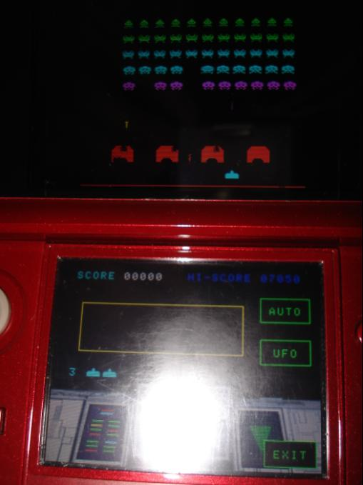Zimer: Space Invaders Revolution [Classic] (Nintendo DS) 7,050 points on 2014-06-27 22:35:55