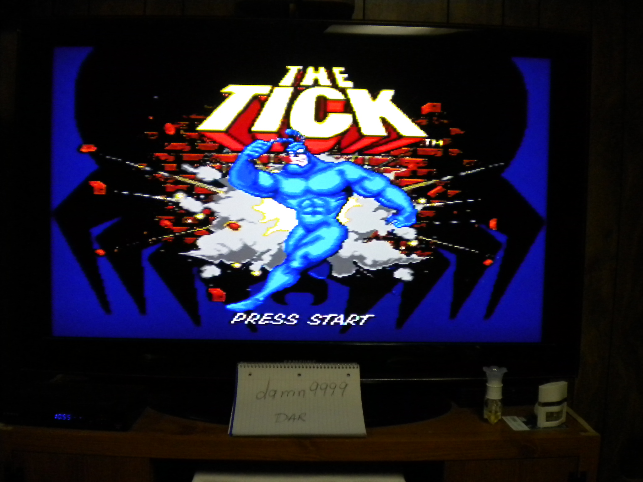 The Tick 3,240 points