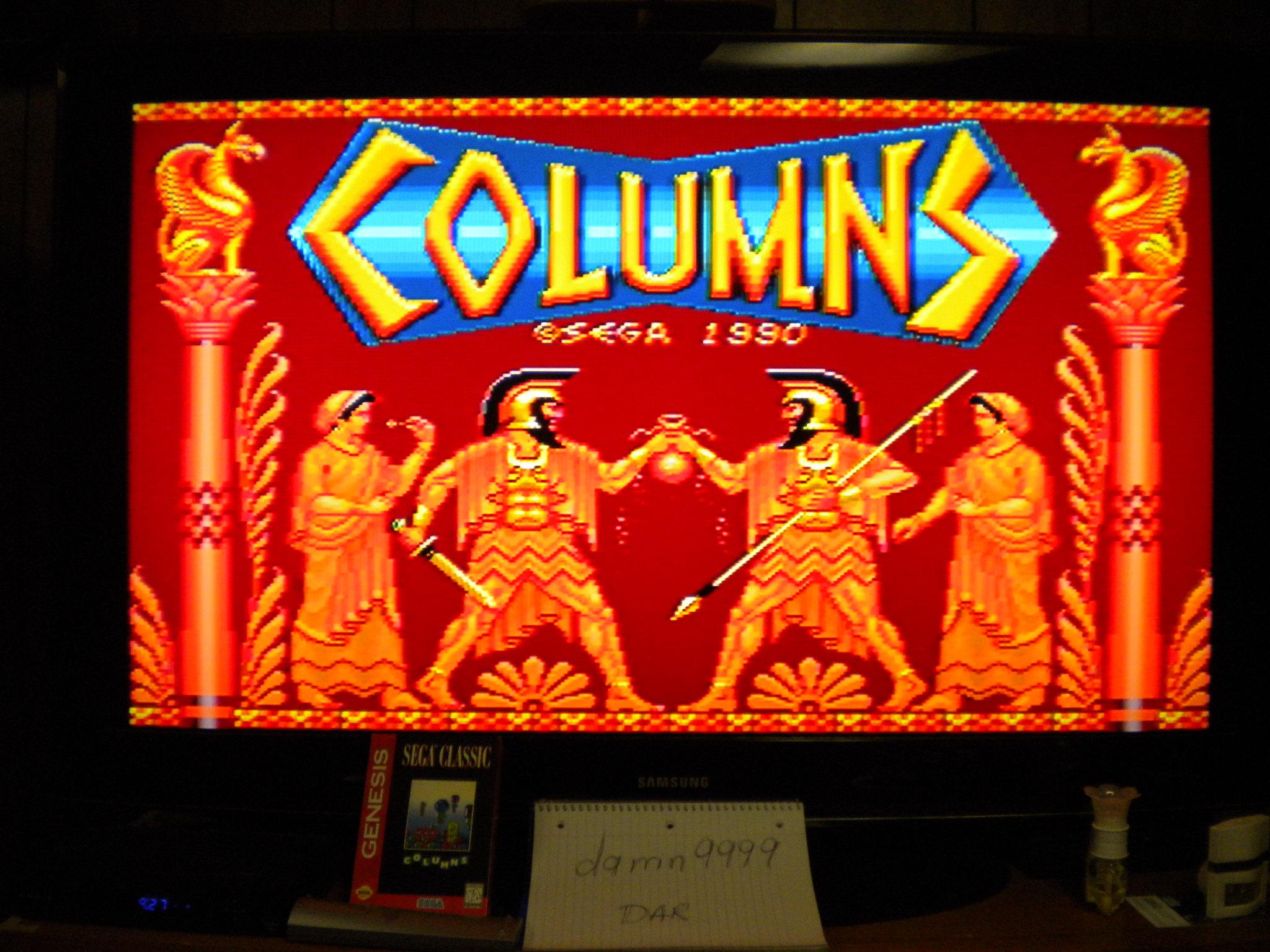 Columns 5,035 points