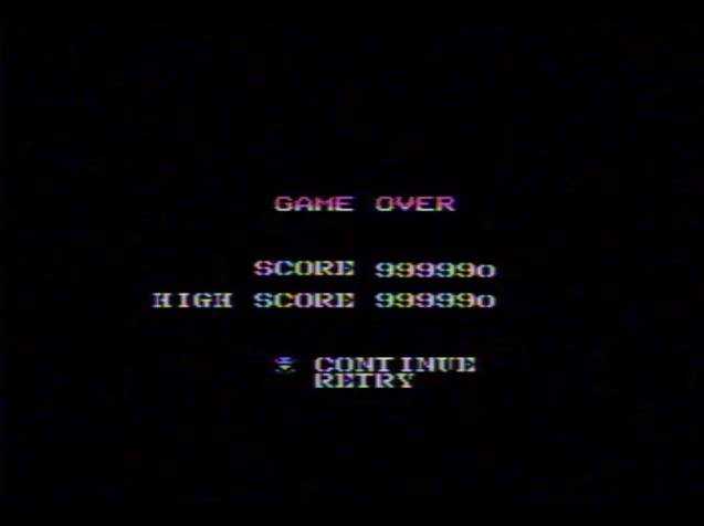 DonAtreides: Gunsmoke (NES/Famicom) 999,990 points on 2014-07-01 11:19:42