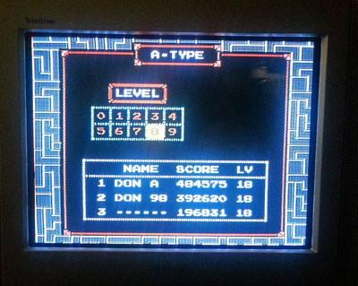 DonAtreides: Tetris (NES/Famicom) 484,575 points on 2014-07-01 11:23:38