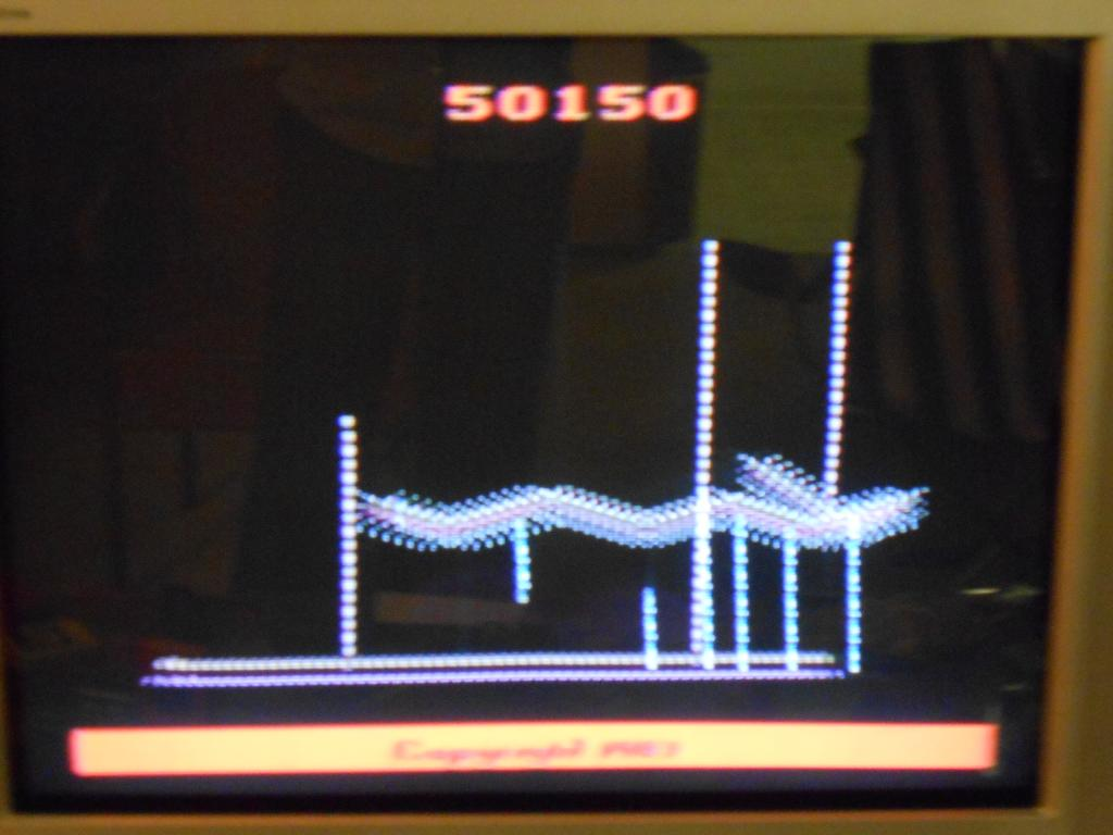 CID: Spider Fighter (Atari 2600 Expert/A) 50,150 points on 2013-09-29 22:08:42