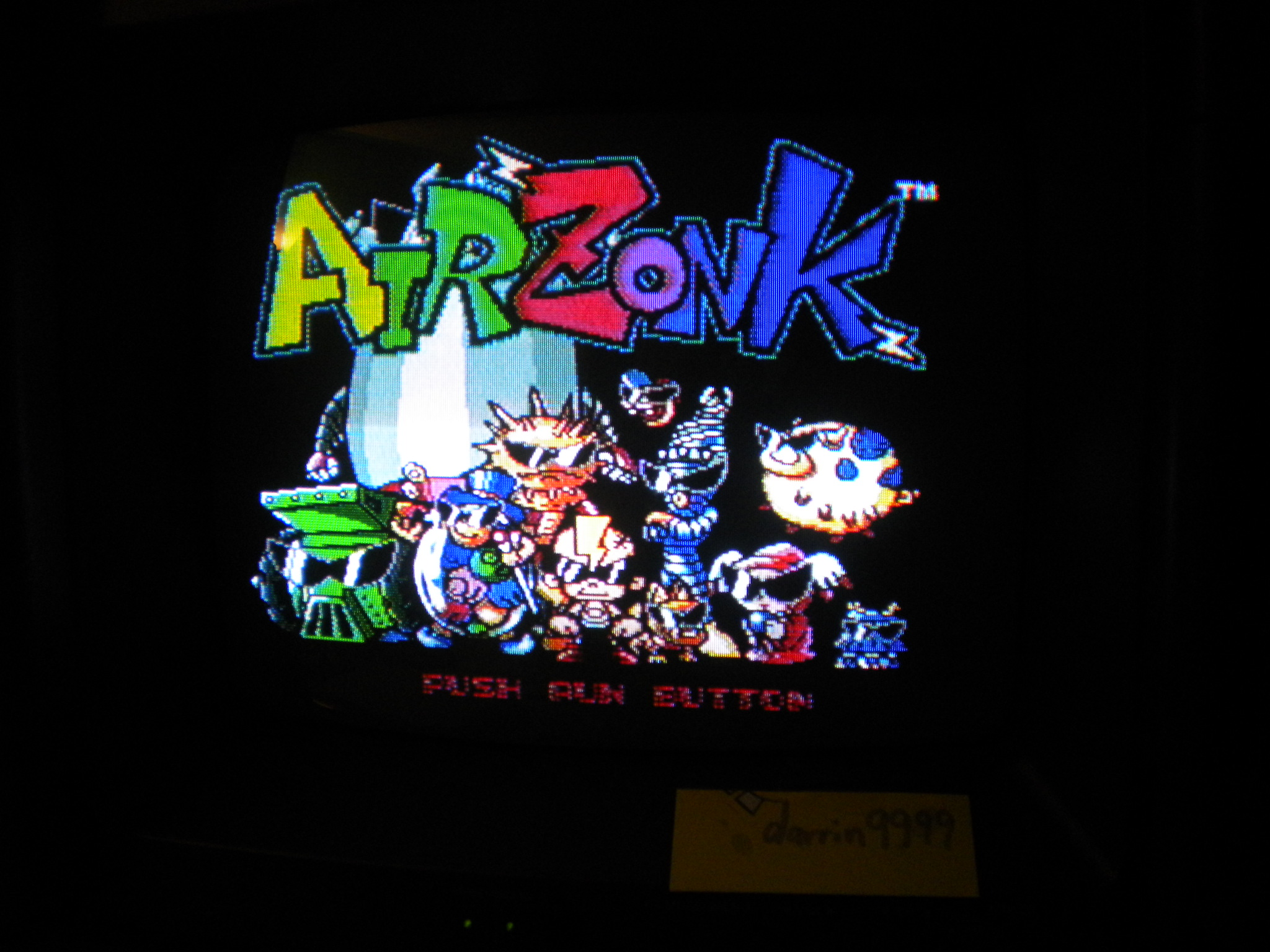 Air Zonk [Sweet] 129,530 points