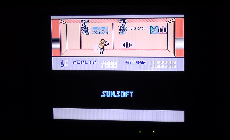 DonAtreides: Xenophobe (NES/Famicom) 999,990 points on 2014-07-03 18:10:13