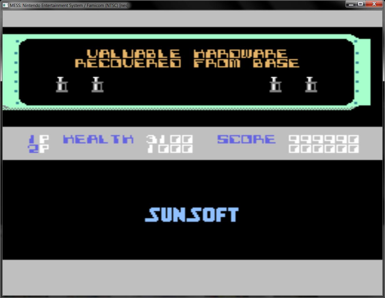 DonAtreides: Xenophobe (NES/Famicom Emulated) 999,990 points on 2014-07-03 18:11:22