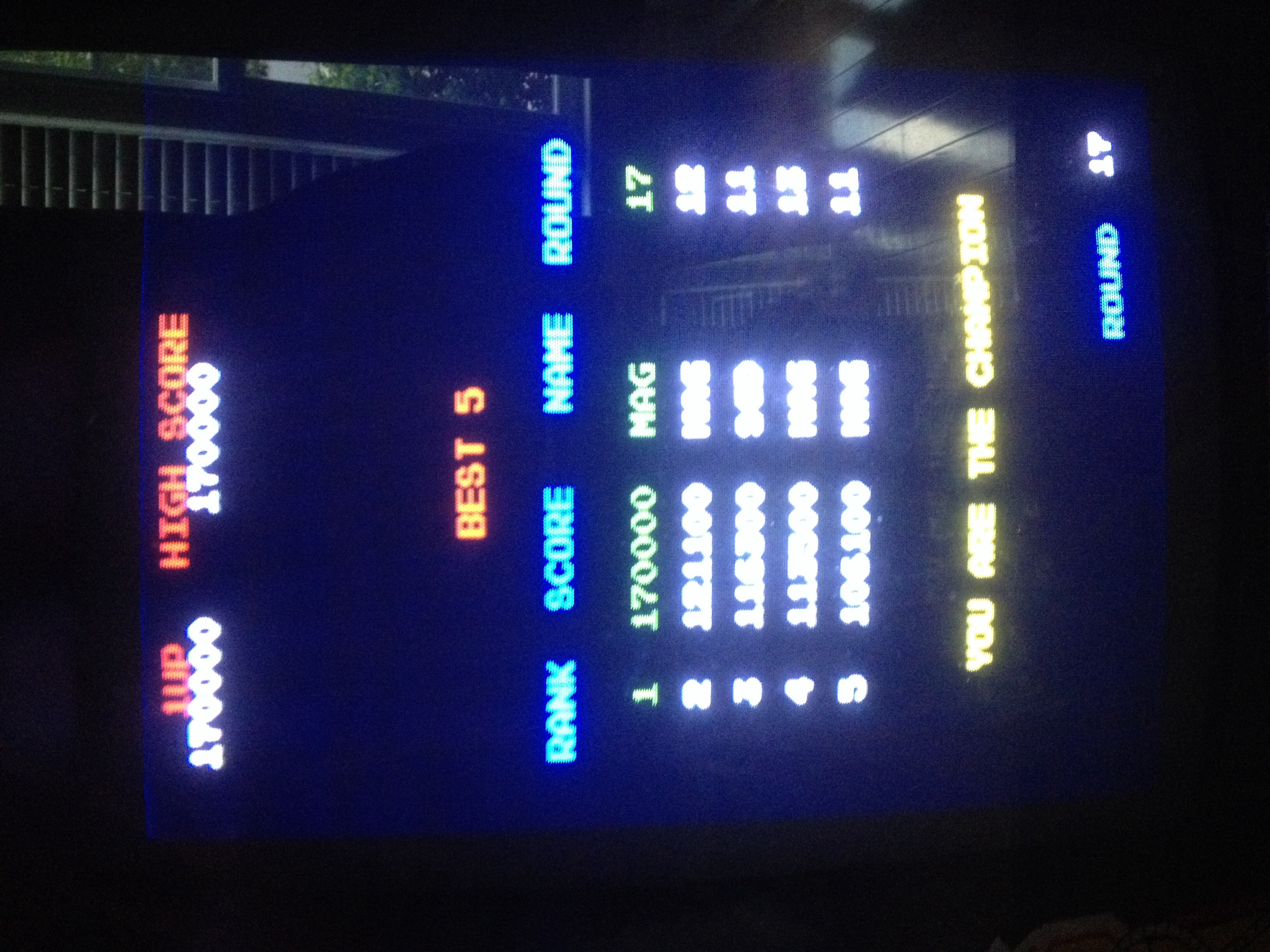 Magpie: Dig Dug II (Arcade) 170,000 points on 2014-07-05 07:36:43