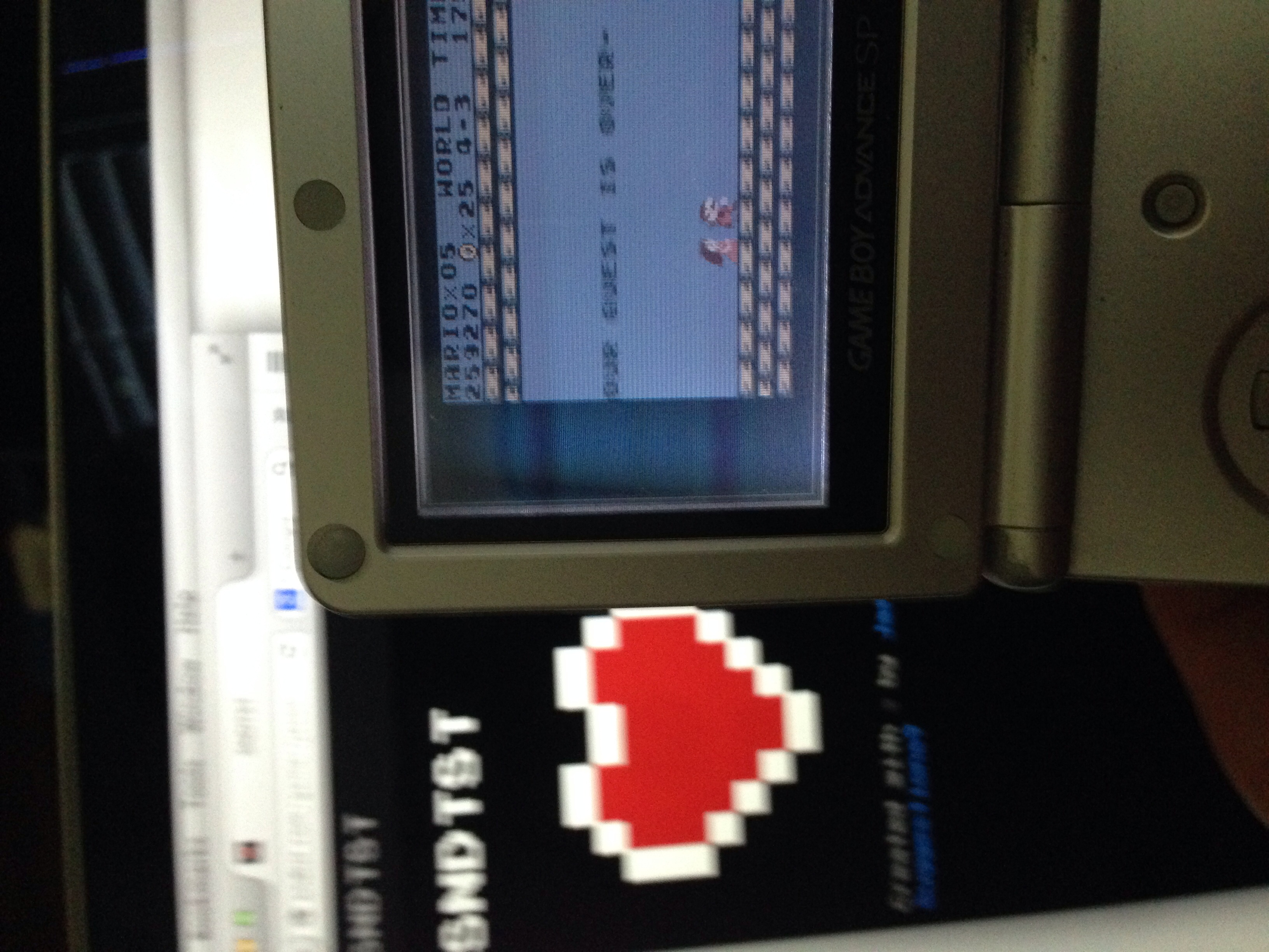 Super Mario Land 259,270 points