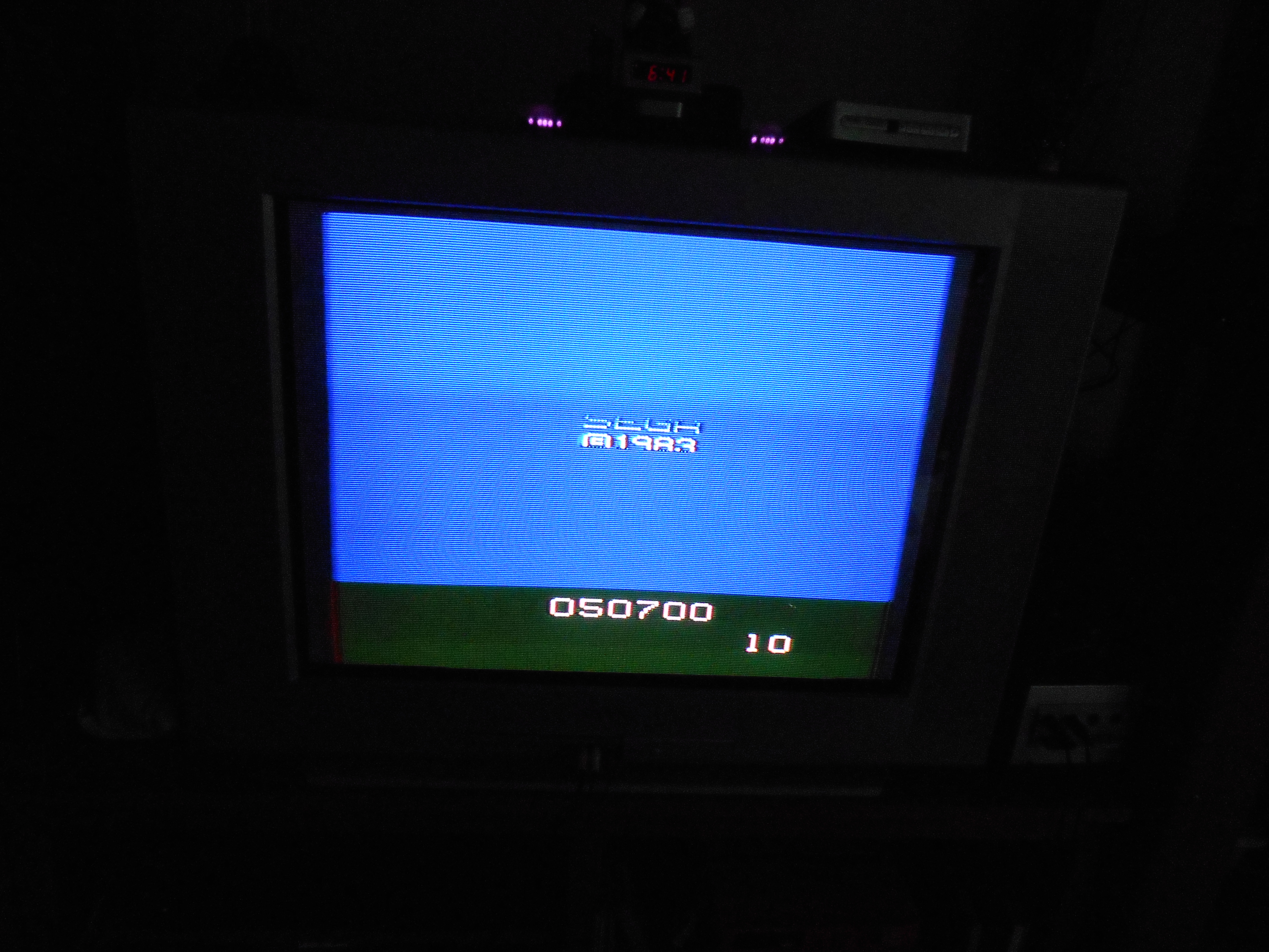 bombidragon: Thunderground (Atari 2600) 50,700 points on 2013-09-30 10:24:26