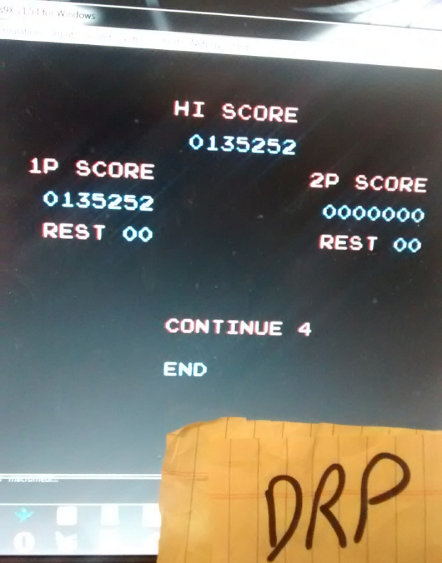 Contra III: The Alien Wars [Normal] 135,252 points