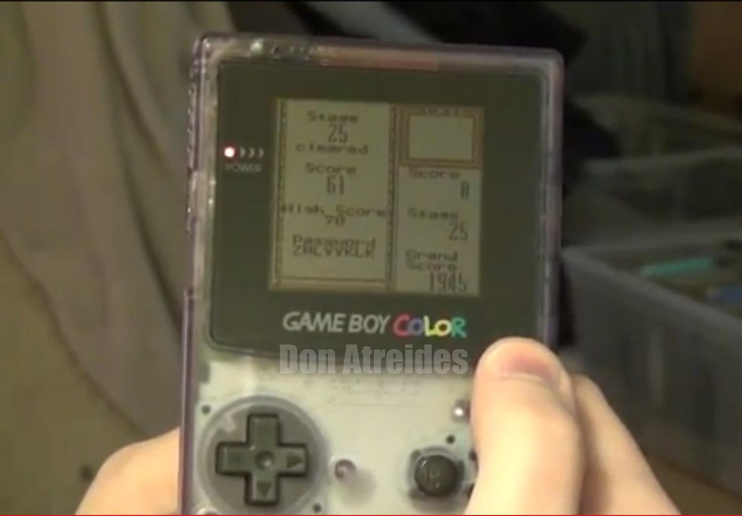 DonAtreides: Tetris Blast [Contest] (Game Boy) 1,945 points on 2014-07-06 21:04:58