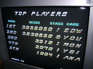 Zed Blade 3,056,050 points