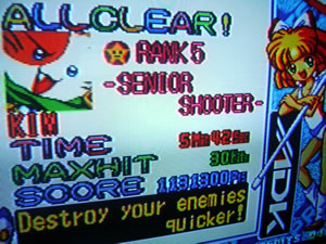 kollision: Twinkle Star Sprites (Neo Geo) 1,131,300 points on 2014-07-07 15:47:20